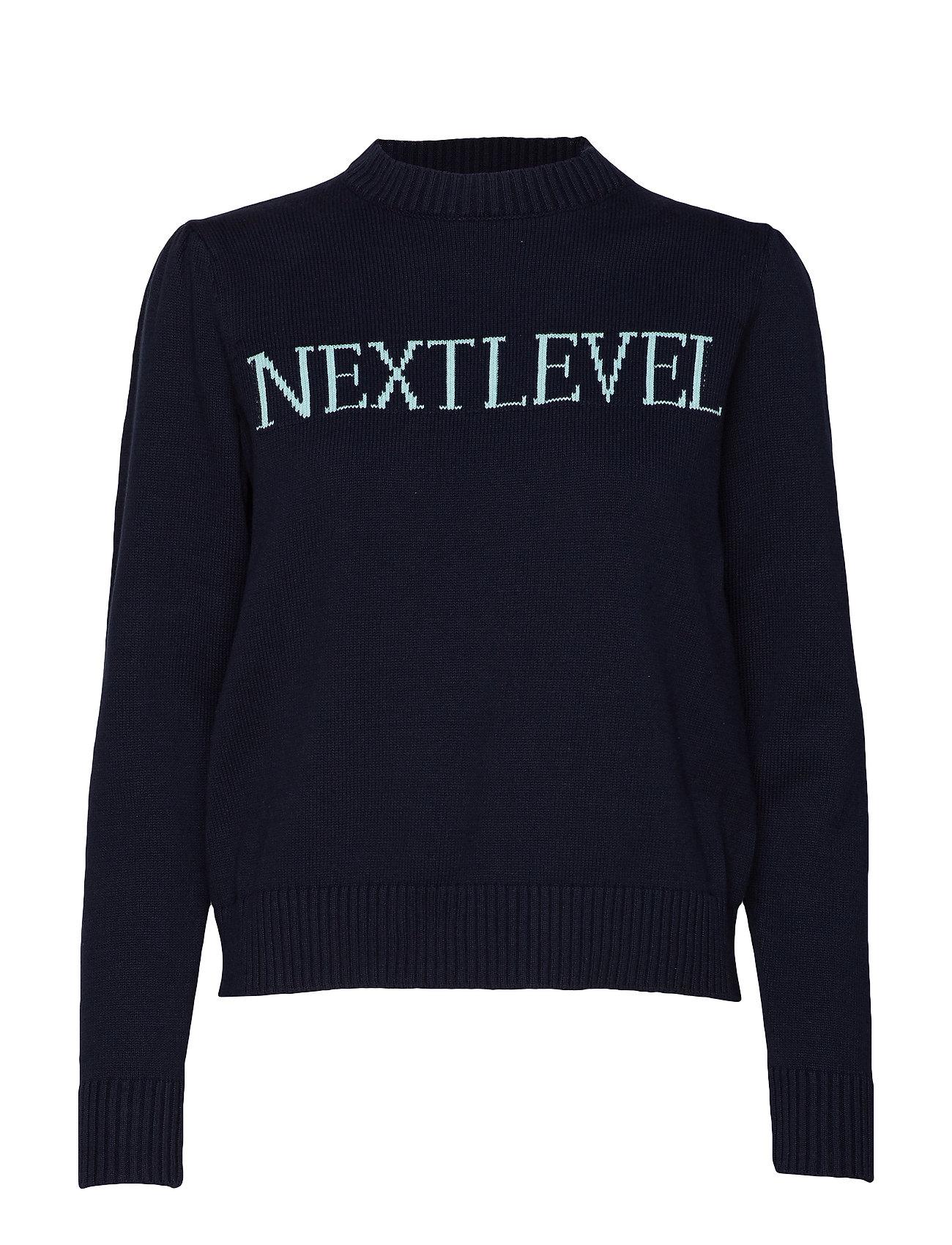 Résumé Adelin knit - NAVY