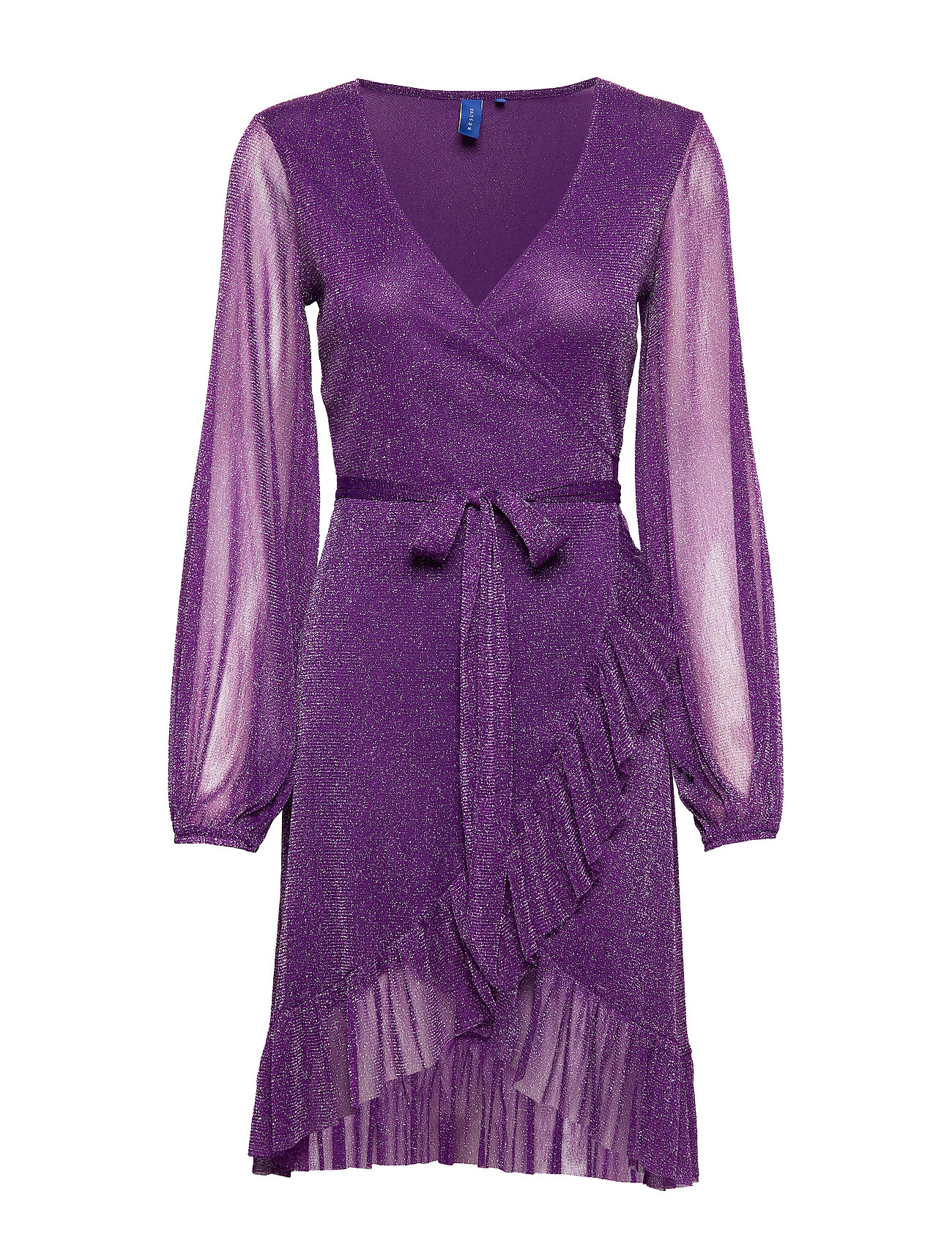 Résumé Rose dress - PURPLE