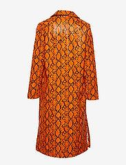 Résumé - Leia coat - manteaux legères - orange - 1