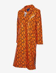 Résumé - Leia coat - manteaux legères - orange - 2