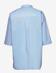 Résumé - Tinsley shirt - overhemden met korte mouwen - sky - 1