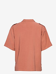 Résumé - Aphrodite Shirt - overhemden met korte mouwen - rouge - 1
