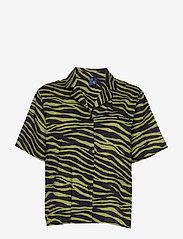 Résumé - Utah Shirt - koszule z krótkim rękawem - olive - 0