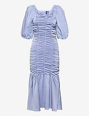 Résumé - DollieRS Dress - sommerkjoler - dove - 0