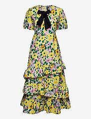 Résumé - ClemmentRS Dress - sommarklänningar - yellow - 0