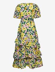 Résumé - ClemmentRS Dress - sommarklänningar - yellow - 1