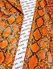 Résumé - Leia coat - manteaux legères - orange - 6