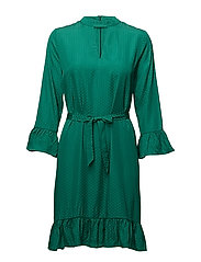 Hallow Dress - GREEN