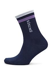 Résumé socks - NAVY