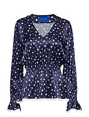 Madison blouse - NAVY