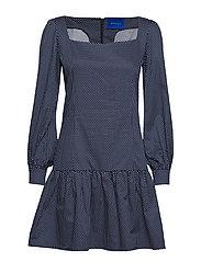 Montana dress - NAVY