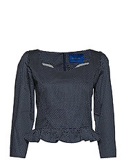 Morise blouse - NAVY