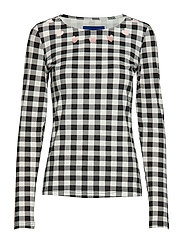 Morrigan blouse - BLACK