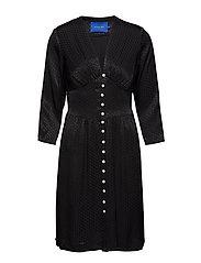 Krystal dress - BLACK