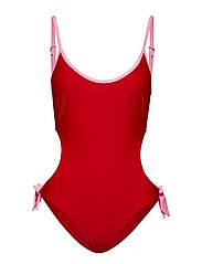 Marina swimsuit - RED