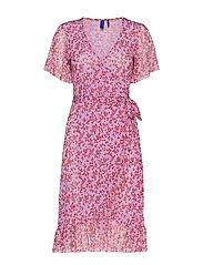 Lacey dress - LILAC