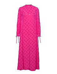 Portia dress - COSMO PINK