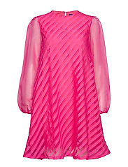 Philippa dress - COSMO PINK