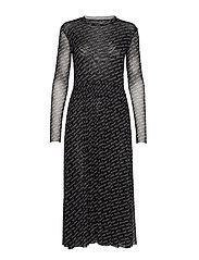 Pinar dress - BLACK