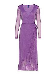 Nadia dress - LILAC