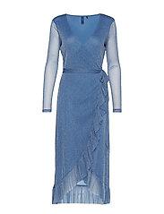 Nadia dress - OCEAN BLUE