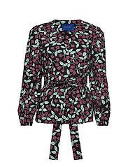 Otellia blouse - BLACK
