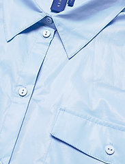 Résumé - Tinsley shirt - overhemden met korte mouwen - sky - 2