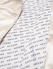 Résumé - Tennessee coat - dunne jassen - sand - 5