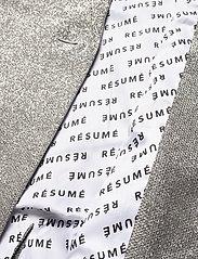 Résumé - Rumer blazer - colberts - silver - 4
