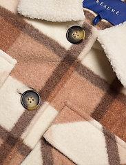 Résumé - Ada Jacket - wool jackets - camel - 2