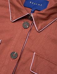 Résumé - Antonette Jumpsuit - jumpsuits - clay - 3