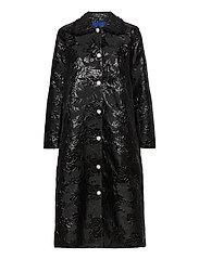 Brianna Coat - BLACK