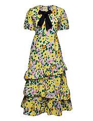 ClemmentRS Dress - YELLOW