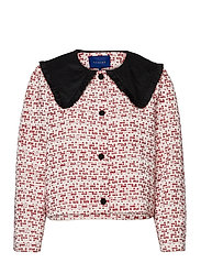 CarrieRS Blazer - RED