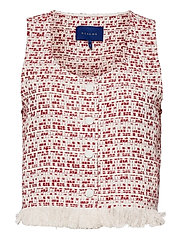 CapriRS Top - RED