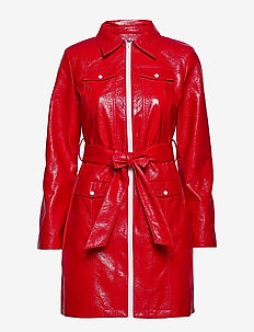 Maryann jacket - RED