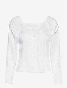 Mimi blouse - WHITE