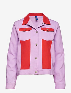 Mabel jacket - LILAC