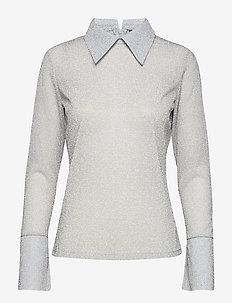 Mattie shirt - SILVER