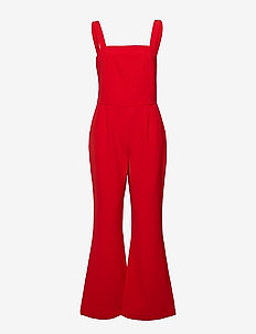 Landa Jumpsuit - RED