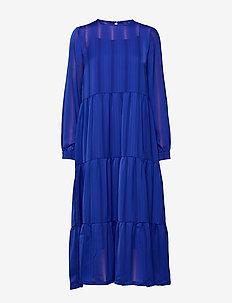 Persia dress - ELECTRIC BLUE
