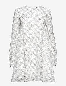 Philippa dress - WHITE