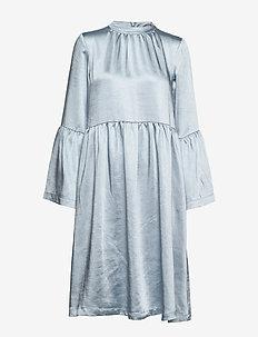 Pil dress - SKY