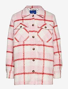 Pinja jacket - COSMO PINK