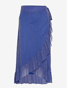Ninnet skirt - ELECTRIC BLUE