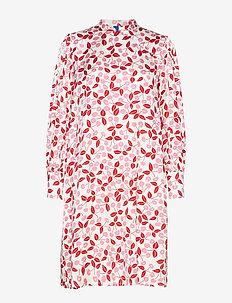 Oline dress - WHITE