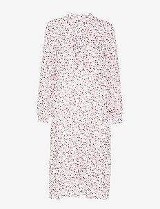 Olympia dress - WHITE