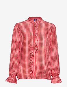 Osanna shirt - LIPSTICK