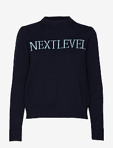 Adelin knit - NAVY