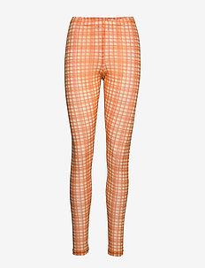 True leggings - leggings - orange